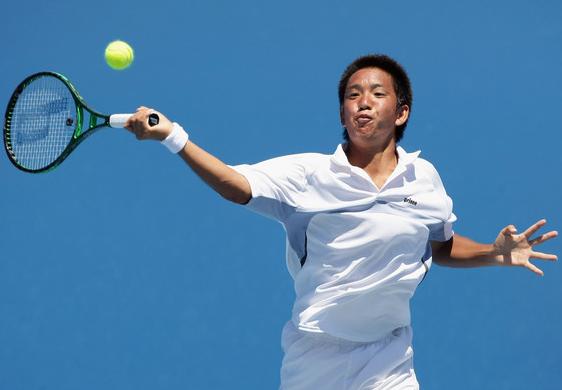 関口 周一 楽天オープンテニス 2015