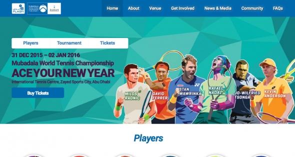 MWTC テニス試合