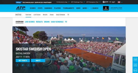 ATP バスタード2016 ブックメーカー
