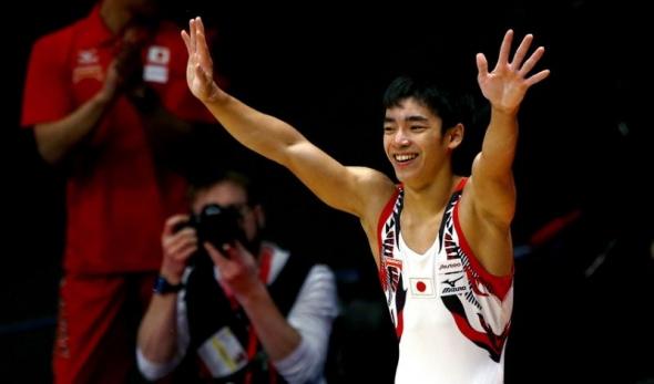 白井健三,リオオリンピック