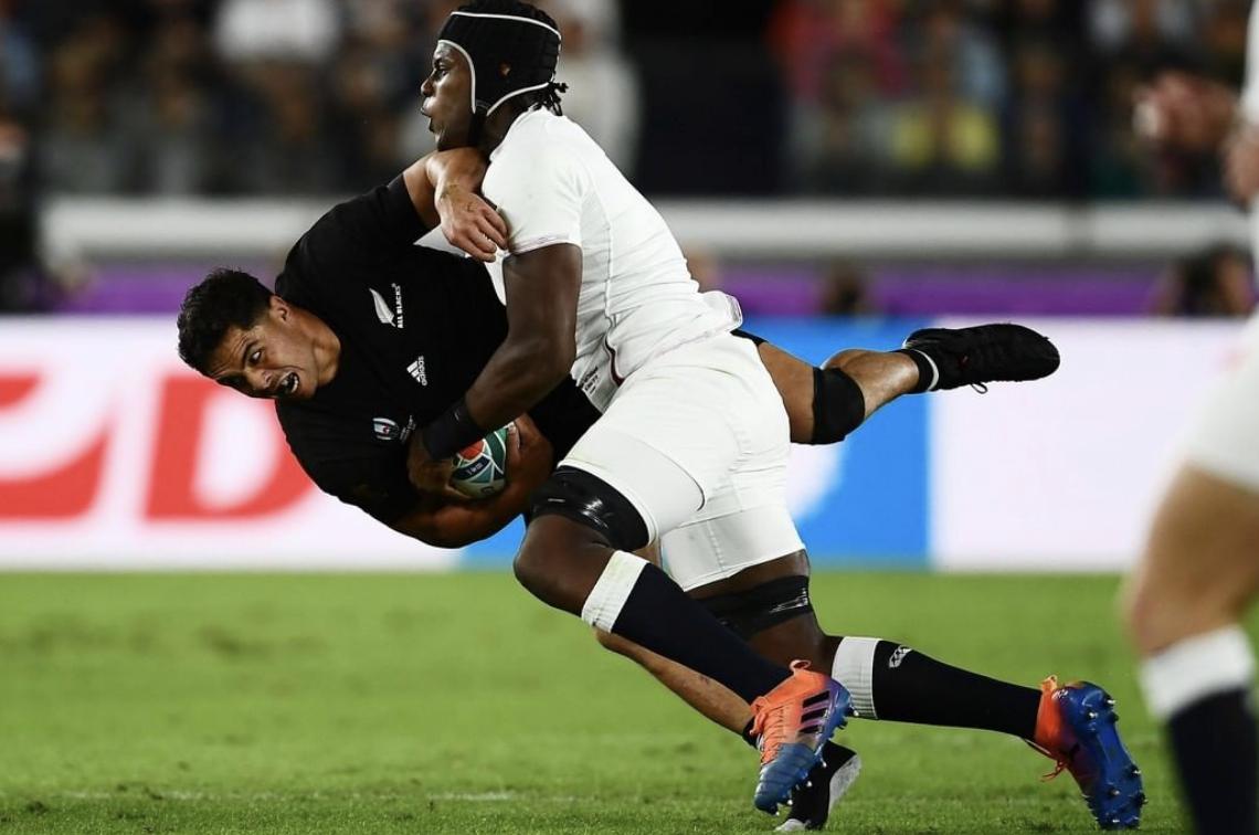 ニュージーランド対イングランド