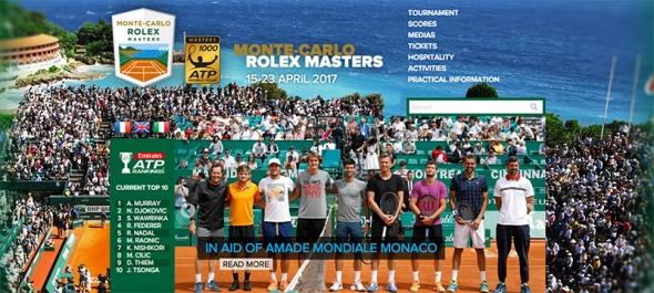 モンテカルロ,テニス
