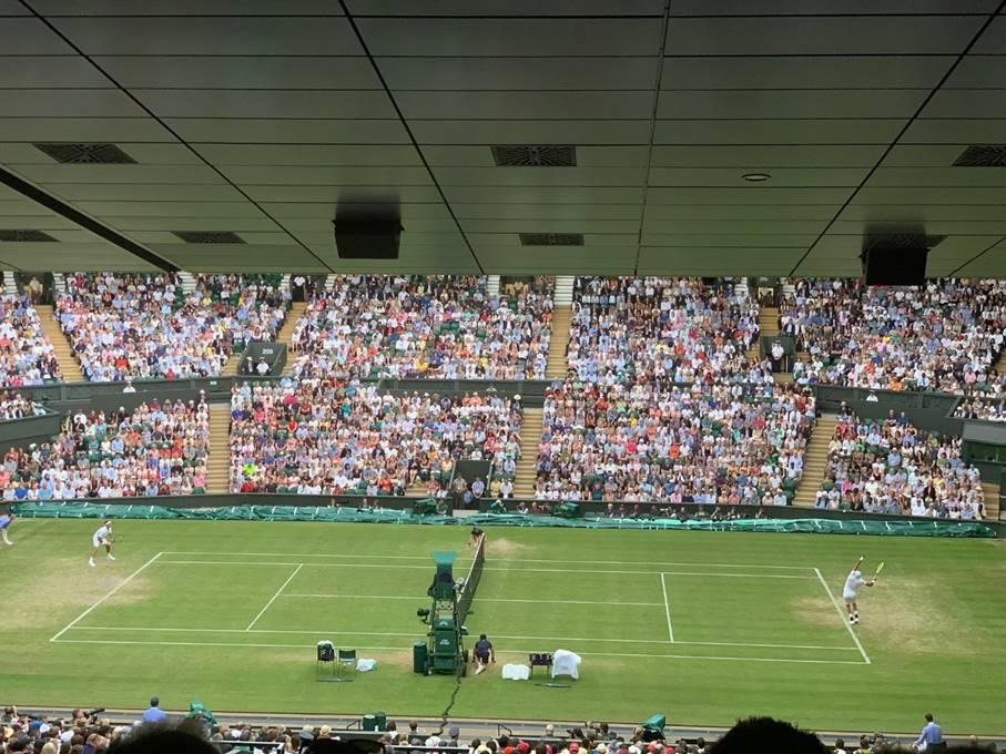 ウィリアムヒル,テニス