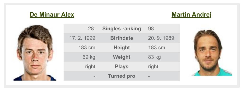 全米オープンテニス2020のデーモン