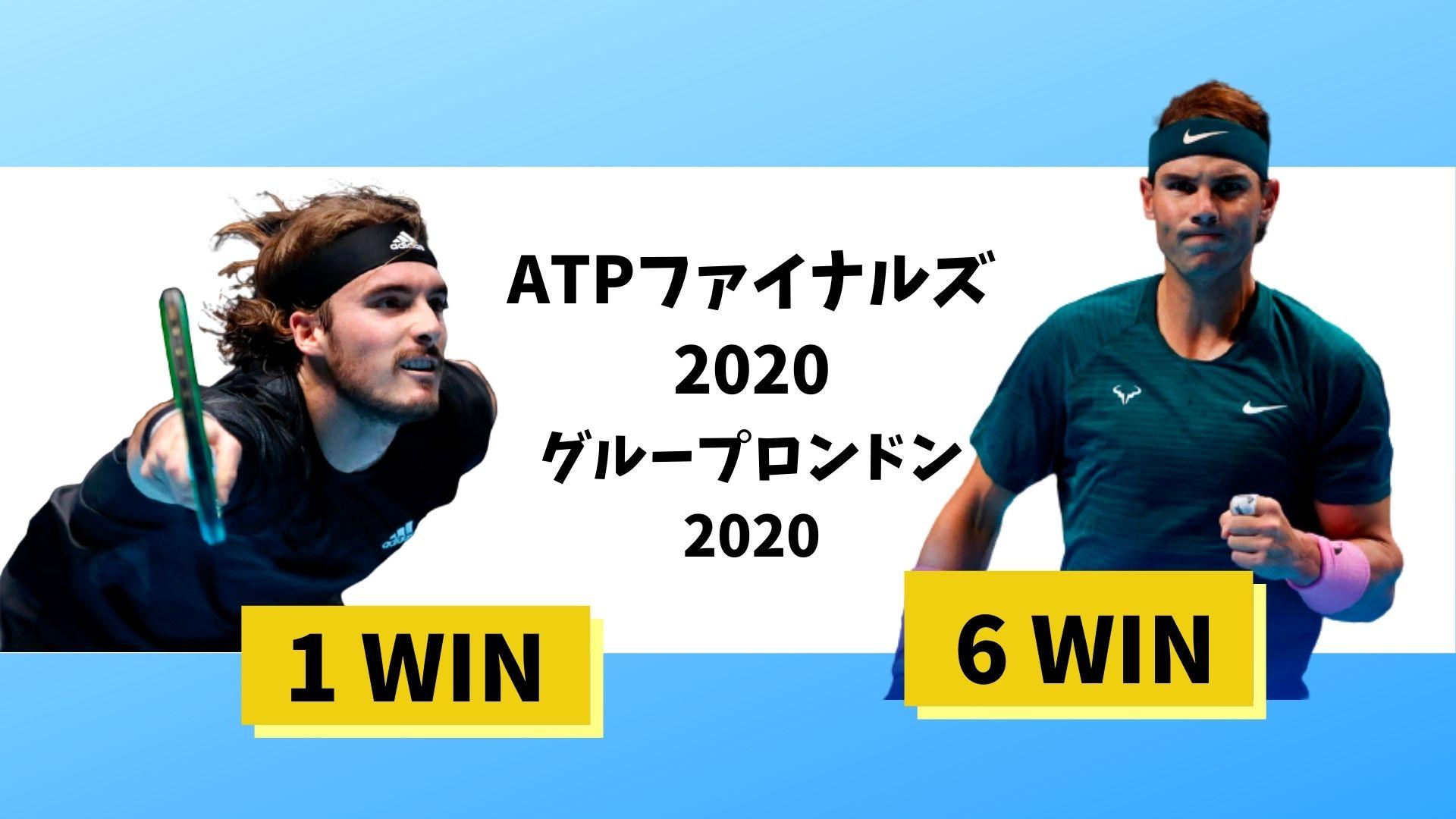 ATPファイナルズ2020